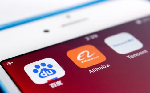 中国のパブリッククラウド大手がAPAC市場の40%を占める