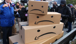 AWSのVPが抗議を行った従業員を解雇したAmazonに失望し辞任